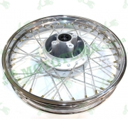 Диск колеса спицованный задний R17  2.15J Shineray X-trail XY250GY-9А