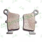 Колодки тормозные задние Shineray XY150GY-11B