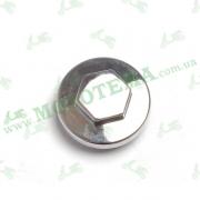 Крышка отсека регулировки клапанов Shineray XY150GY-11B