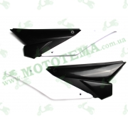 Пластик боковой центральный (пара) Shineray XY150GY-11B