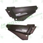 Пластик боковой центральный (пара) Shineray XY150GY-17