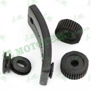 Резиновые подушки топливного бака (комплект) Shineray XY250GY-6B