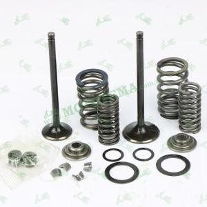 Клапана ГРМ двигателя (пружины, тарелки, сухари, сальники) Viper ZS125J