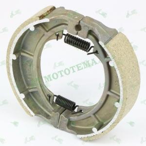 Колодки тормозные задние Viper ZS125J (литой диск, барабан)
