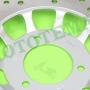Передний тормозной диск Viper Storm 150