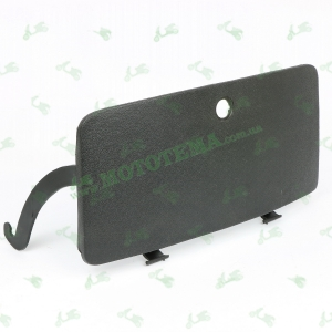 Пластик крышка переднего бардачка Viper STORM