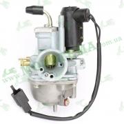Карбюратор Yamaha BWS и AXIS 100 (4VP) (высокий электроклапан)
