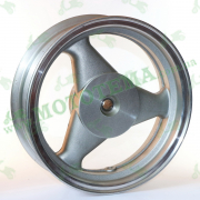 Диск колеса литой задний MT3.50*J12 (барабан, 19 шлицов, вал-Ø20mm) Yiben YB50QT-15D, YB150QT-15D