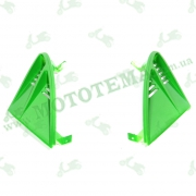Боковые заглушки клюва (пара) YB50/150QT-15D