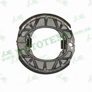 Тормозные колодки барабан (R12) YB50/150QT-15D