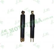 Амортизаторы передние под маятниковую вилку (пара) YIBEN YB50QT-3G