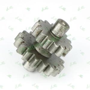 Шестерня стартера двойная малая Zongshen ZS125-30
