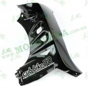 Пластик передняя боковая панель правая Zongshen CubBike ZS125-43