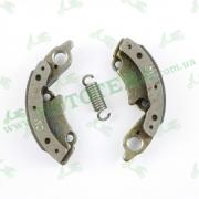 Колодки центробежного сцепления Zongshen CubBike ZS125-43