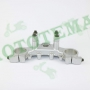 Пластина передней вилки (верхний траверс) Zongshen ZS200GY-А и  MX200R кроссовый