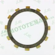 Фрикционный диск сцепления ZS250-5 (тип1)