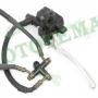 Передний гидравлический тормоз (комплект) Zongshen ZS250GS