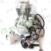 Двигатель Zongshen ZS200GS в сборе