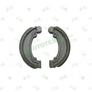 Тормозные колодки задние барабанные Zongshen ZS125-4B