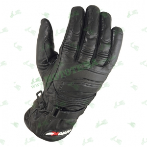 Мотоперчатки зимние (кожа) ATROX NF-3960