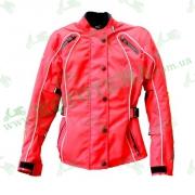 Мотокуртка женская (текстиль) ATROX NF-7187