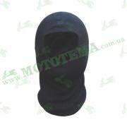 Подшлемник черный ATROX NF-9752