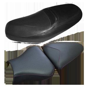 Сиденье и чехлы